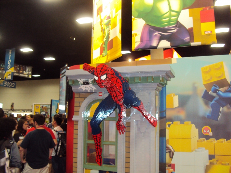 LEGO at San Diego Comic-Con 2014 Photo Gallery |