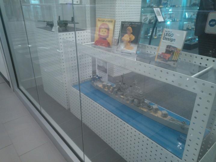 LEGO Imagination Center and Brickmania in Mall of America