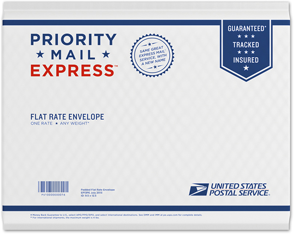 Hi Everyone, I made a mistake of shipping a item as a Flat Rate Envelope instead of a Padded Flat Rate Envelope, which is the one I used. I already paid for the shipping label and stuck it on the Padded Flat Rate Envelope.